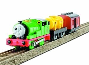 Tomy 7445  - Thomas & Friends locomotora Percy Trackmaster