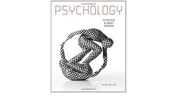 Psychology schacter gilbert wegner 2nd edition ebook.