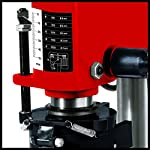 Einhell-Trapano-a-colonna-TC-BD-350-350-W-580-2650-gmin-velocita-regolabile-su-5-livelli-rotazione-a-3-bracci-inclinabile-fino-a-45-orientabile-e-regolabile-in-altezza-protezione-trucioli