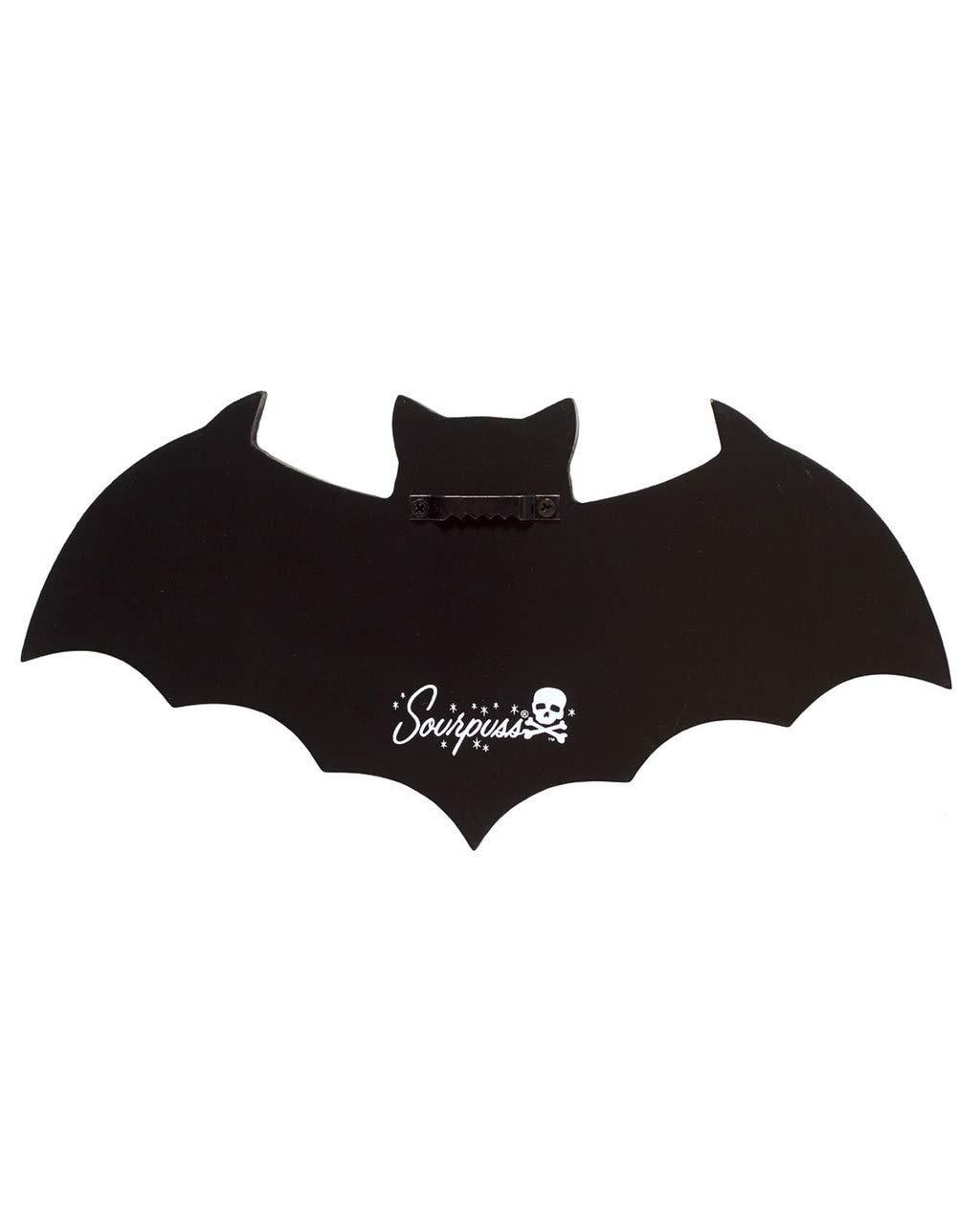 Sourpuss Batty Key Holder