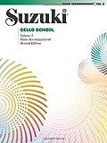 Suzuki Cello School, Piano Accompaniment: Piano Accompaniment, Vol. 2