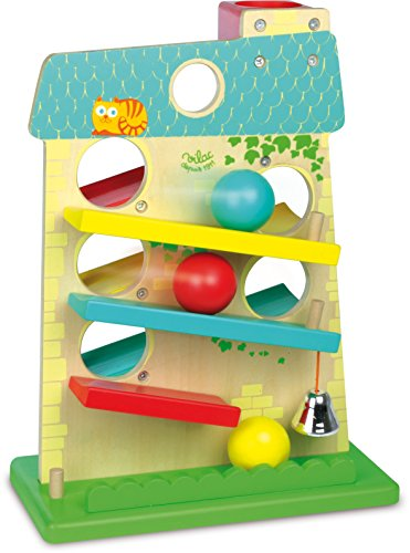 Vilac 2470 House of Balls, Multi-Color