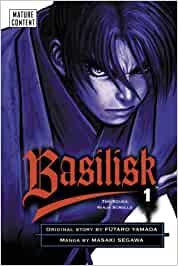 Basilisk 1: The Kouga Ninja Scrolls: Amazon.es: Masaki ...