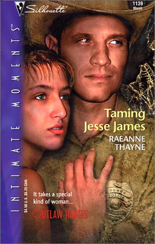 TAMING JESSE JAMES - OUTLAW HARTES (Silhouette Intimate Moments) pdf epub