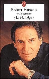 La Nostalge par Robert Hossein