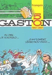 """Afficher """"Gaston, 1957-2007"""""""