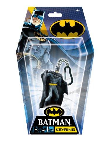 DC Batman Defending PVC Figural Key Ring