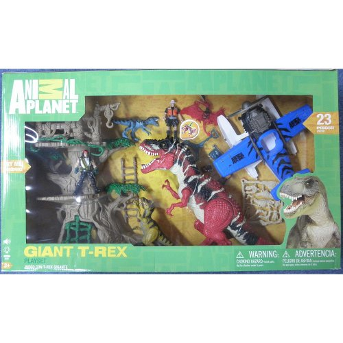 Animal Planet Giant T- Rex - Planet Playset Animal