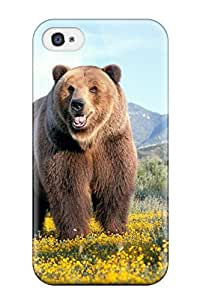 ChrisWilliamRoberson FaDeLRp6653hRubv Case For Iphone 4/4s With Nice Bear Pics Appearance