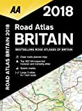 img - for 2018 Road Atlas Britain book / textbook / text book
