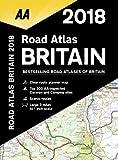 2018 Road Atlas Britain