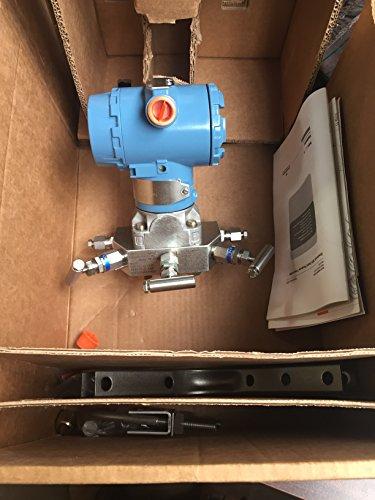 3051-Cd4A02A1As5M5 0305Rc32B11B4 Pressure Transmitter by Rosemount
