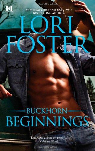 book cover of Buckhorn Beginnings
