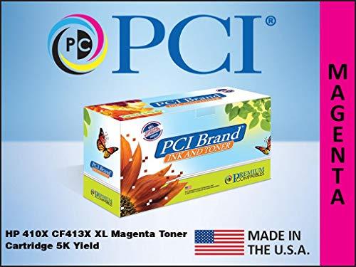 (Pci Reman Cf413x Magenta Toner Cartridge)