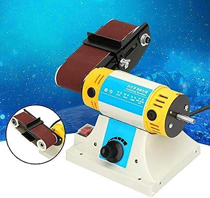Máquina lijadora de banda 750W, 220V 50mm de ancho Máquina ...