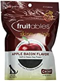 Fruitables 953031 12-Pack Fruitables Apple/Bacon Treat For Pets, 5-Ounce Review