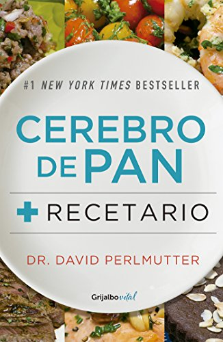 Paquete Cerebro de pan + Recetario (Spanish Edition) by [Perlmutter, David]