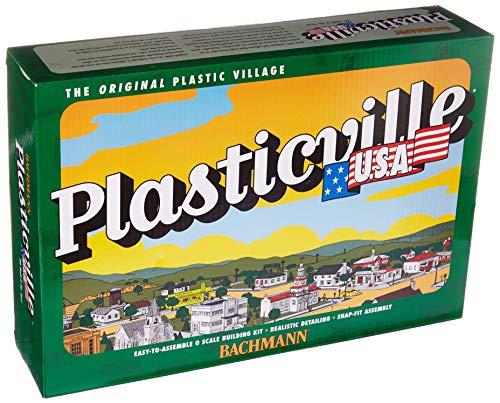 House Plasticville Usa Building - 3