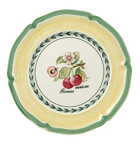 (Villeroy & Boch French Garden Valence Bread and Butter Plate, Cherry)
