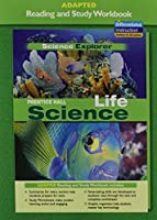 PRENTICE HALL SCIENCE EXPLORER LIFE SCIENCE ADAPTED READING AND STUDY WORKBOOK 2005C