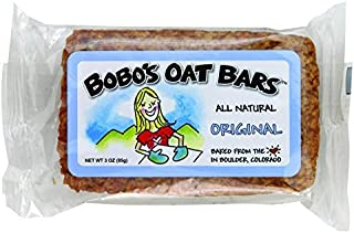 product image for Bobo's Oat Bars All Natural, Original, 3-Ounce Packages (Pack of 12) (Value Bulk Multi-Pack)