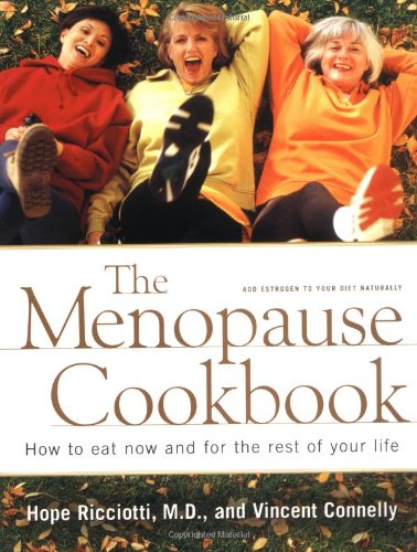 Menopause Cookbook Rest Your Life product image