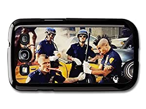Accessories Red Hot Chili Peppers Rock Band RHCP Policemen For Case HTC One M7 Cover
