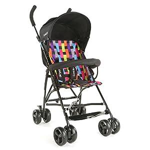 LuvLap Tutti Frutti Stroller/Buggy, Compact...