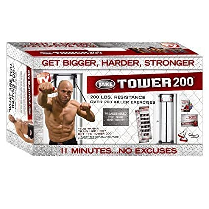 Tower 200 door gym resistance band