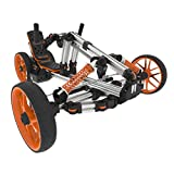 DOCYKE Creatively Rides 10 in 1 Racing Kit Electric Go Kart Trike Bike Scooter with 400W Brushless Motor and 21V 4Ah Lithium-ion Battery
