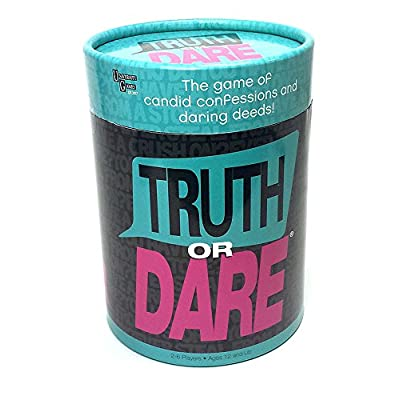 Truth or Dare Party Game: Toys & Games