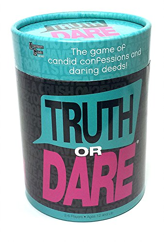 Truth or Dare Party Game (Best Truth Or Dare Questions For Teens)