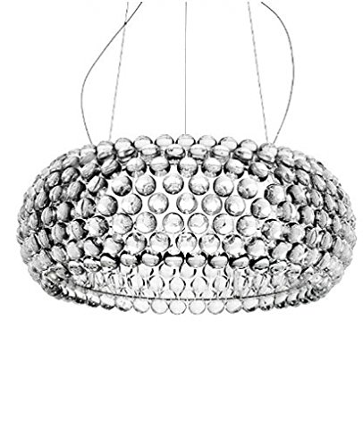 (Caboche Grande chandelier - 110 - 125V (for use in the U.S., Canada etc.), transparent)