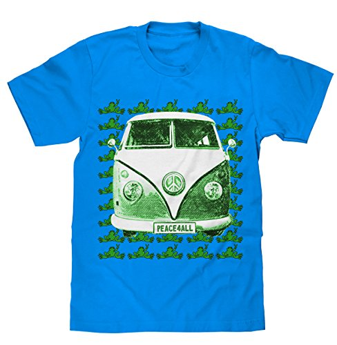 peace-frogs-peace-van-licensed-t-shirt-small