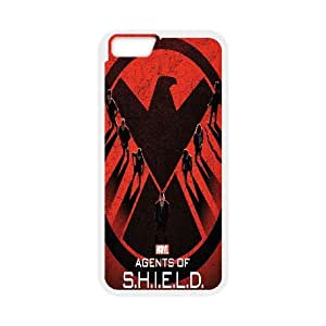 "WINDFC Agents of S.H.I.E.L.D Phone Case For iPhone 6 Plus (5.5"") [Pattern-2]"