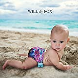 Premium Reusable Swim Diaper for Baby & Toddlers