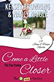 Come a Little Closer: A Jenny & Teague Novella (G Team Mysteries Book 12)