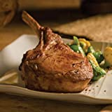 Omaha Steaks Private Reserve Veal Rib Chops + FREE Rub