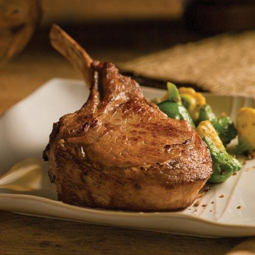 Omaha Steaks Private Reserve Veal Rib Chops + FREE Rub Veal Chops