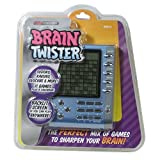 Game Essentials Brain Twister Pocket Game Kakuro, Sudoku and More! by GAME