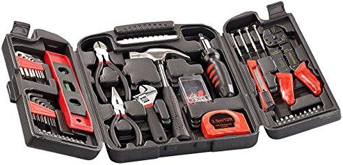 AGT Universal-Werkzeugset im Koffer WZK-501, 50-teilig