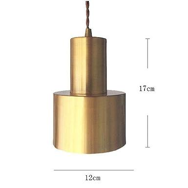 Amazon.com: NszzJixo9 - Lámpara de techo para bar, cafetería ...