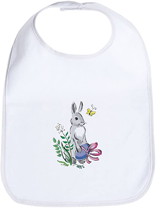 Cottontail Rabbit Bunny Baby Bib