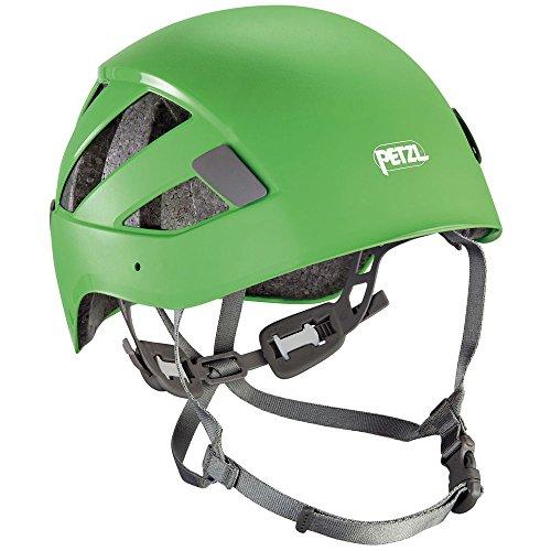 Petzl Boreo Climbing Helmet - Green 1 (Climbing Helmet Mountain)