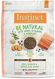 Instinct Be Natural Receta de Salmón 10.8 kg para Perros
