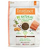 Instinct Be Natural Real Salmon & Brown Rice Recip...