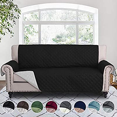 Amazon.com: RHF Reversible Sofa Cover, Couch Covers for 3 Cushion ...