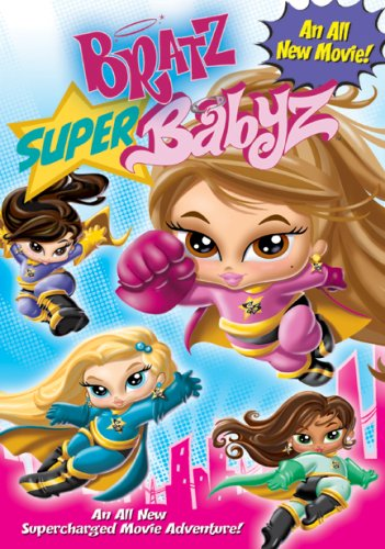 Bratz Babyz Movie The - Bratz: Super Babyz