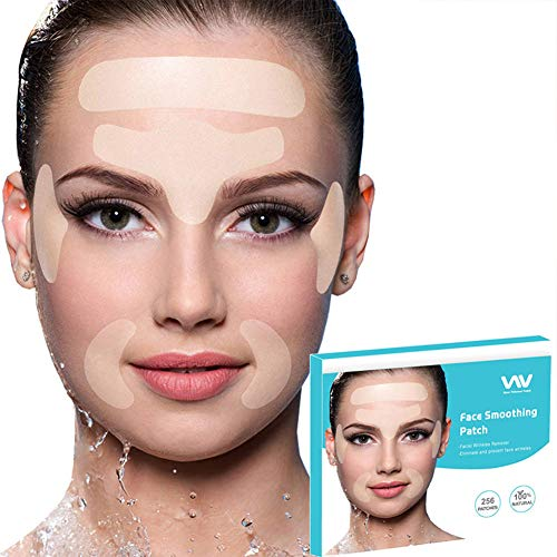 Facial Wrinkle Remover Strips