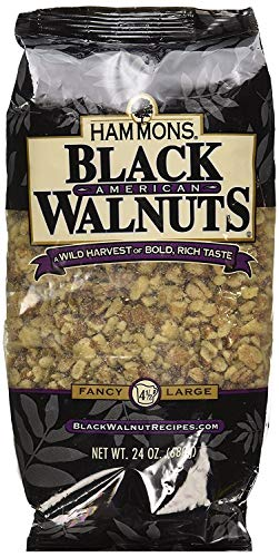 Hammons American Black Walnuts,24 Ounce ()